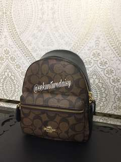 Coach Charlie Mini Backpack
