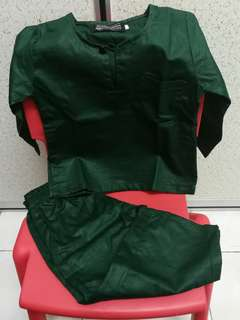 Baju Melayu Baby