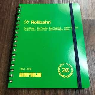 Headporter Delfonics Notebook
