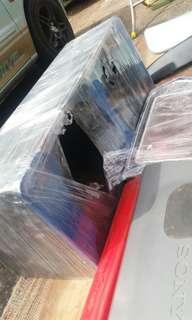 Box speaker 12 inci