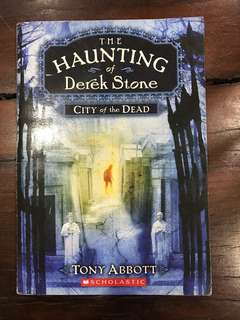 The haunting of Derek stone