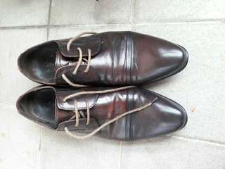 專櫃二手男鞋 皮鞋
