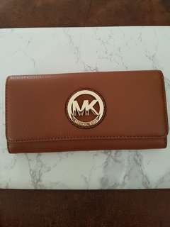 Michael Kors Fulton Flap Continental Wallet. Brand new. Luggage