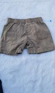 Carters short 24 months old