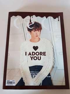 Ceci Magazine, EXO, RED VELVET, YANG YOSEOP, B1A4