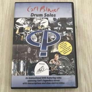 Carl Palmer drum solo DVD