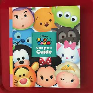 TSUM TSUM collectors guide