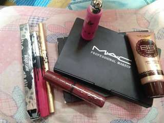 Preloved bundle make up