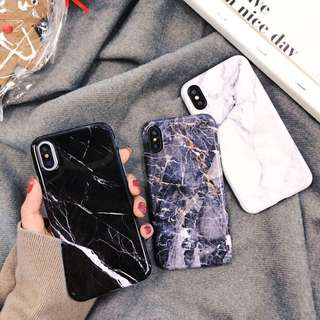SOFT CASE SHOCKPROOF MOTIF BATU MARMER
