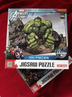 AVENGERS JIGSAW PUZZLE