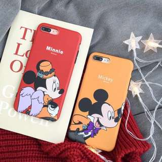 MICKEY MOUSE CASE CARTOON IMD PRINTED FULL SHOCKPROOF