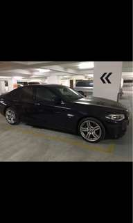 BMW 528i M Sport 2.0 Year 2016 Auto For Rent