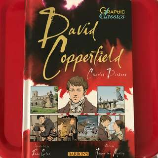 David Copperfield graphic novel
