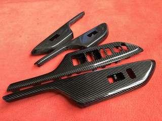 Carbon fiber lay up