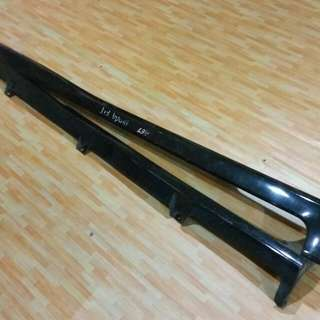 Jazz FIT GE8 Sideskirt OEM