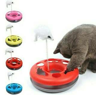 READY STOCK! Cat Toy