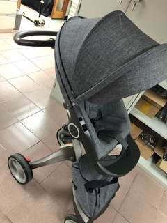 Stokke xplory with summer and winter kit