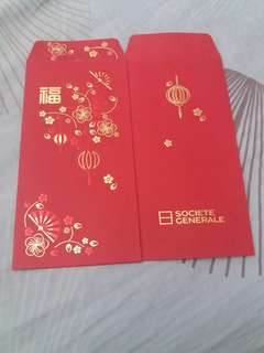 Red Packets - Societe Generale
