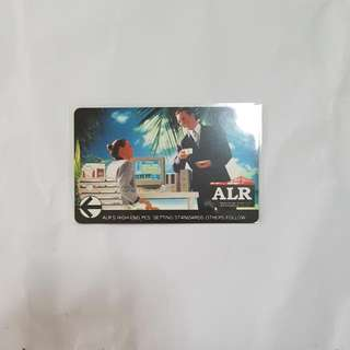 MRT Card - ALR