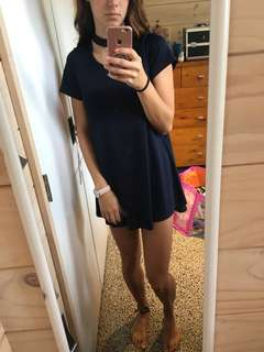 Mirrou Skater Dress