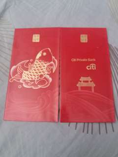 Red Packets - Citi Private Bank