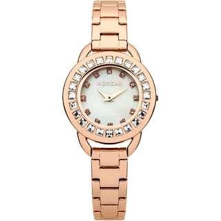 Morgan M1205RGM women's Rose Gold watch 25mm