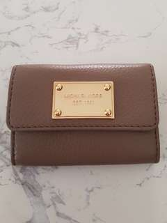 Michael Kors Jet Set Item Coin Purse; Mini wallet; Colour: Dune