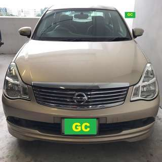 Nissan Sylphy RENTING OUT CHEAPEST RENT FOR Grab/Personal USAGE