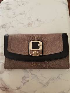 Guess Tri-Fold Wallet - excellent condition.