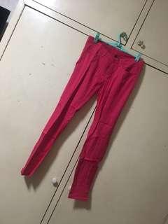 Hot Pink Bayo Pants