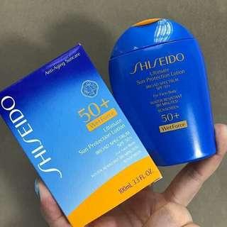 Shiseido 防曬shiseido防曬(spf50+)