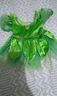 Tinkerbell Costume for baby girl