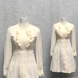 Pre Loved Japanese Vintage Dress