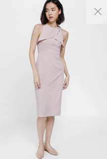 Love Bonito dress in pink