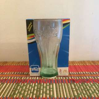 🆕Coca Cola Glass Limited Edition