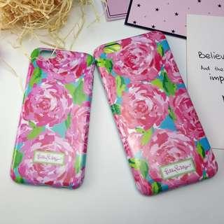 (速銷)美國正品品牌 彩繪 手機殼 iphone 6 / 6s 6plus case (玫瑰花)