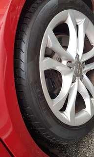 """Audi rim 18"""""""