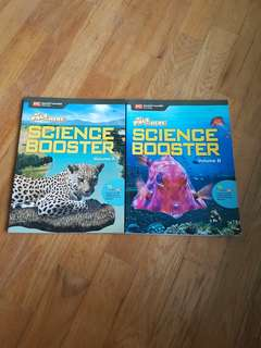 Science Booster Volume A & B PSLE