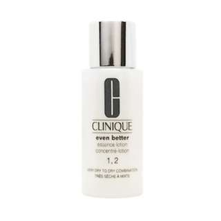 Clinique Even Better Essence Lotion 1, 2 (for very dry to dry combination skin) 15ml