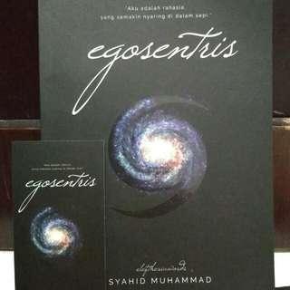 Egosentris by Syahid Muhammad