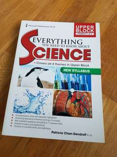 PSLE Science Everything you need to know about Science