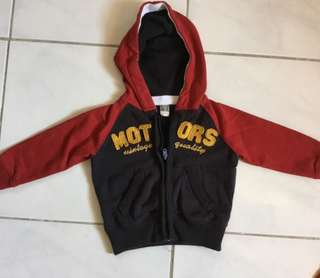 Tapea Al'oeill Kids Jacket (size 2T)
