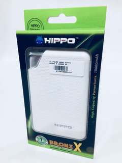 Powerbank Hippo