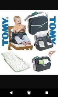 Tomy Freestyle 3-in-1 Baby Booster Seat