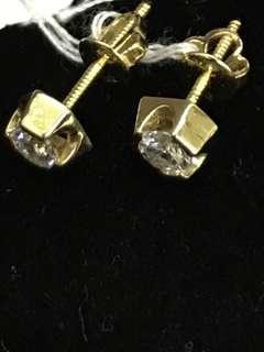 Diamonds Earring
