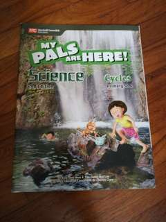 Primary 5 & 6 My Pals Are Here! Science Textbook Cycles