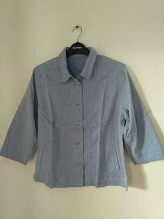 REPRICE Blue Shirt