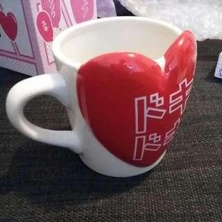 Heart Heart Cup 心心杯 100%new 全新未開封 日本直送