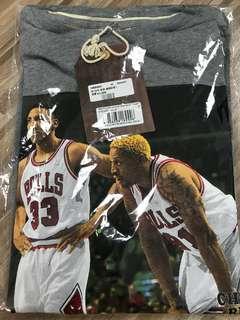 🚚 M&n pippen Rodman bulls