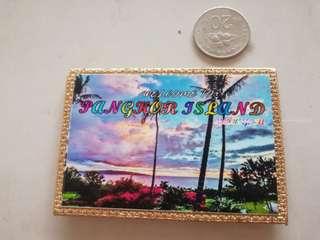Pangkor Island fridge magnet rm2 NEW